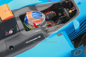 © Octane Photographic Ltd. GP2 Winter testing Barcelona Day 1, Tuesday 6th March 2012. Ocean Racing Technology, Jon Lancaster. Digital Ref :