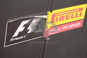 © Octane Photographic Ltd. GP2 Winter testing Barcelona Day 1, Tuesday 6th March 2012. F1, GP2 and GP3 tyre/tire Pirelli supplier. Digital Ref :