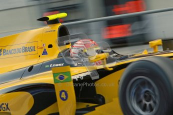 © Octane Photographic Ltd. GP2 Winter testing Barcelona Day 2, Wednesday 7th March 2012. DAMS, Felipe Nasr. Digital Ref : 0236cb1d4131