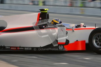 © Octane Photographic Ltd. GP2 Winter testing Barcelona Day 2, Wednesday 7th March 2012. Rapax, Tom Dillman. Digital Ref : 0236cb1d4152