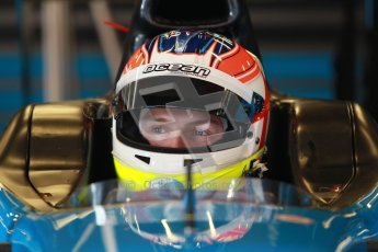 © Octane Photographic Ltd. GP2 Winter testing Barcelona Day 2, Wednesday 7th March 2012. Ocean Racing Technology, Jon Lancaster. Digital Ref : 0236cb1d4161