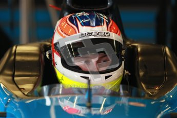 © Octane Photographic Ltd. GP2 Winter testing Barcelona Day 2, Wednesday 7th March 2012. Ocean Racing Technology, Jon Lancaster. Digital Ref : 0236cb1d4164