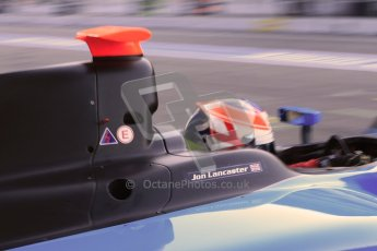 © Octane Photographic Ltd. GP2 Winter testing Barcelona Day 2, Wednesday 7th March 2012. Ocean Racing Technology, Jon Lancaster. Digital Ref : 0236cb7d1671