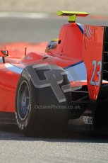 © Octane Photographic Ltd. GP2 Winter testing Barcelona Day 2, Wednesday 7th March 2012. Arden International, Luiz Razia. Digital Ref : 0236cb7d1933