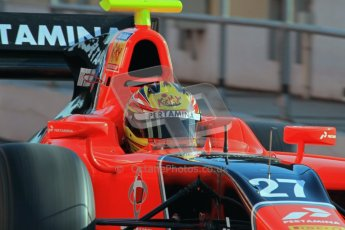 © Octane Photographic Ltd. GP2 Winter testing Barcelona Day 2, Wednesday 7th March 2012. Marussia Carlin, Rio Haryanto. Digital Ref : 0236lw7d8047