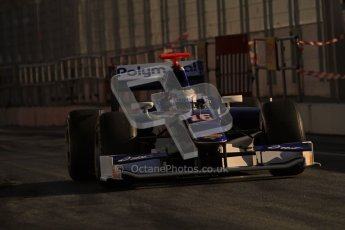 © Octane Photographic Ltd. GP2 Winter testing Barcelona Day 3, Thursday 8th March 2012. Trident Racing, Stephane Richelmi. Digital Ref : 0237lw7d9305