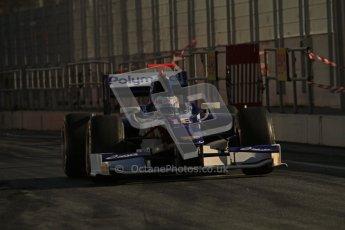 © Octane Photographic Ltd. GP2 Winter testing Barcelona Day 3, Thursday 8th March 2012. Trident Racing, Stephane Richelmi. Digital Ref : 0237lw7d9397