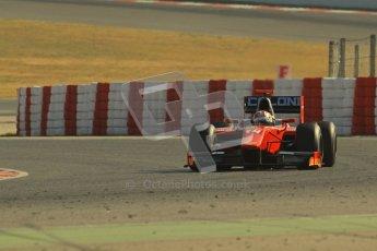 © Octane Photographic Ltd. GP2 Winter testing Barcelona Day 3, Thursday 8th March 2012. Scuderia Coloni, Stefano Coletti. Digital Ref : 0237lw7d9660