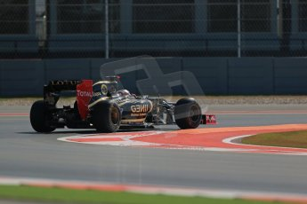 World © Octane Photographic Ltd. F1 USA - Circuit of the Americas - Friday Afternoon Practice - FP2. 16th November 2012. Lotus E20 - Kimi Raikkonen. Digital Ref: 0558lw1d1755