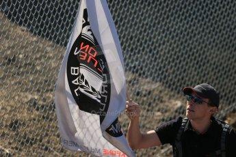 World © Octane Photographic Ltd. Formula 1 USA, Circuit of the Americas - Race - McLaren Fans. 18th November 2012 Digital Ref: 0561lw1d3877