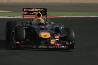 World © Octane Photographic Ltd. F1 USA - Circuit of the Americas - Saturday Morning Practice - FP3. 17th November 2012. Red Bull RB8 - Mark Webber, Digital Ref: 0559lw1d2941