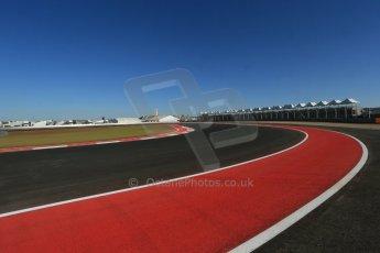 2012 © www.octanephotos.co.uk Circuit of the Americas - Track Walk - Wednesday 14th November 2012 Digital Ref: 0555lw1d0339