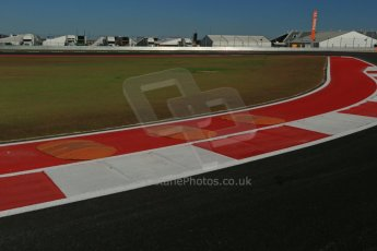 2012 © www.octanephotos.co.uk Circuit of the Americas - Track Walk - Wednesday 14th November 2012 Digital Ref: 0555lw1d0342