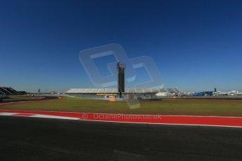 2012 © www.octanephotos.co.uk Circuit of the Americas - Track Walk - Wednesday 14th November 2012 Digital Ref: 0555lw1d0347