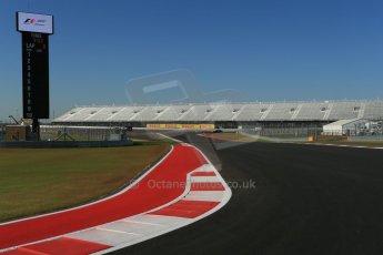 2012 © www.octanephotos.co.uk Circuit of the Americas - Track Walk - Wednesday 14th November 2012 Digital Ref: 0555lw1d0349