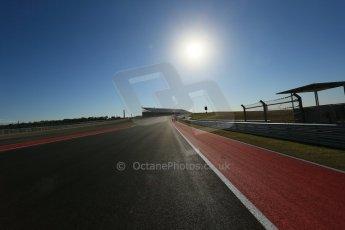 2012 © www.octanephotos.co.uk Circuit of the Americas - Track Walk - Wednesday 14th November 2012 Digital Ref: 0555lw1d0383