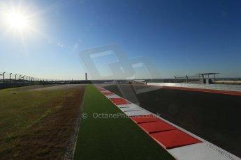 2012 © www.octanephotos.co.uk Circuit of the Americas - Track Walk - Wednesday 14th November 2012 Digital Ref: 0555lw1d0388