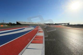 2012 © www.octanephotos.co.uk Circuit of the Americas - Track Walk - Wednesday 14th November 2012 Digital Ref: 0555lw1d0396