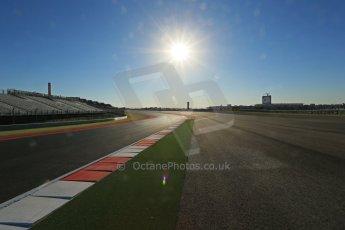 2012 © www.octanephotos.co.uk Circuit of the Americas - Track Walk - Wednesday 14th November 2012 Digital Ref: 0555lw1d0403