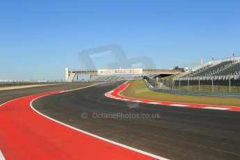 2012 © www.octanephotos.co.uk Circuit of the Americas - Track Walk - Wednesday 14th November 2012 Digital Ref: 0555lw1d0406