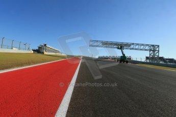 2012 © www.octanephotos.co.uk Circuit of the Americas - Track Walk - Wednesday 14th November 2012 Digital Ref: 0555lw1d0409