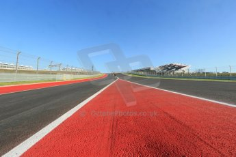2012 © www.octanephotos.co.uk Circuit of the Americas - Track Walk - Wednesday 14th November 2012 Digital Ref: 0555lw1d0424