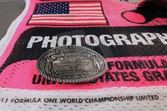 2012 © www.octanephotos.co.uk Circuit of the Americas - Track Walk - Wednesday 14th November 2012 Digital Ref: 0555lw1d0442