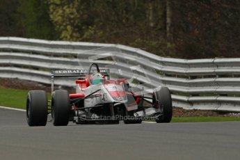 © 2012 Octane Photographic Ltd. Saturday 7th April. Cooper Tyres British F3 International - Race 2. Digital Ref : 0281lw1d3015