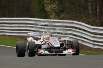 © 2012 Octane Photographic Ltd. Saturday 7th April. Cooper Tyres British F3 International - Race 2. Digital Ref : 0281lw1d3143
