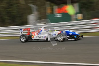 © 2012 Octane Photographic Ltd. Saturday 7th April. Cooper Tyres British F3 International - Race 2. Digital Ref : 0281lw7d8582