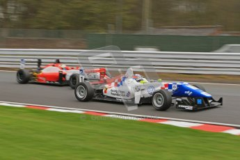 © 2012 Octane Photographic Ltd. Saturday 7th April. Cooper Tyres British F3 International - Race 2. Digital Ref : 0281lw7d8649