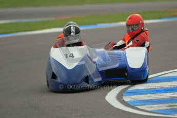 © Octane Photographic Ltd. 2012. NG Road Racing CSC Open F2 Sidecars. Donington Park. Saturday 2nd June 2012. Digital Ref : 0363lw1d9744