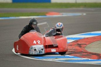 © Octane Photographic Ltd. 2012. NG Road Racing CSC Open F2 Sidecars. Donington Park. Saturday 2nd June 2012. Digital Ref : 0363lw1d9852