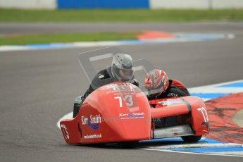 © Octane Photographic Ltd. 2012. NG Road Racing CSC Open F2 Sidecars. Donington Park. Saturday 2nd June 2012. Digital Ref : 0363lw1d9875