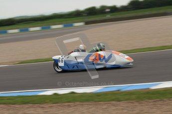 © Octane Photographic Ltd. 2012. NG Road Racing CSC Open F2 Sidecars. Donington Park. Saturday 2nd June 2012. Digital Ref : 0363lw7d7731