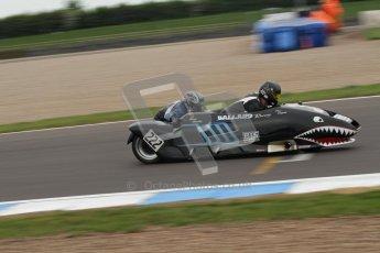 © Octane Photographic Ltd. 2012. NG Road Racing CSC Open F2 Sidecars. Donington Park. Saturday 2nd June 2012. Digital Ref : 0363lw7d7835