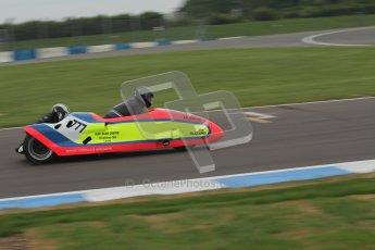 © Octane Photographic Ltd. 2012. NG Road Racing CSC Open F2 Sidecars. Donington Park. Saturday 2nd June 2012. Digital Ref : 0363lw7d7846