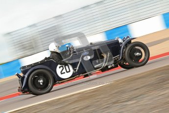"© Octane Photographic Ltd. 2012 Donington Historic Festival. ""Mad Jack"" for pre-war sportscars, qualifying. Frazer Nash Shelseley - Simon Blakeney-Edwards/Jo Blakeney-Edwards. Digital Ref : 0314cb7d9633"