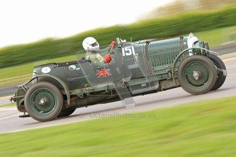 "© Octane Photographic Ltd. 2012 Donington Historic Festival. ""Mad Jack"" for pre-war sportscars, qualifying. Digital Ref0314cb7d9665"