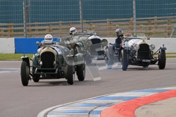 "© Octane Photographic Ltd. 2012 Donington Historic Festival. ""Mad Jack"" for pre-war sportscars, qualifying. Digital Ref : 0314lw7d7118"