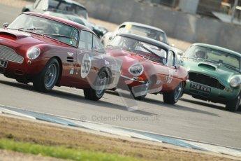 © Octane Photographic Ltd. 2012 Donington Historic Festival. Pre-63 GT, qualifying. Digital Ref : 0322cb1d9287