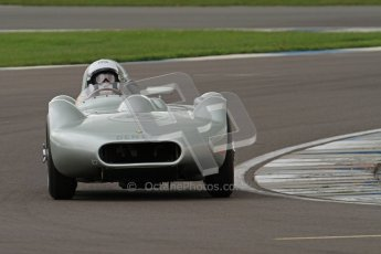 © Octane Photographic Ltd. 2012 Donington Historic Festival. RAC Woodcote Trophy for pre-56 sportscars, qualifying. Digital Ref : 0316lw7d8288