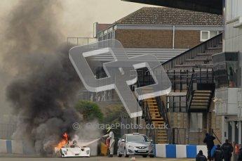 © 2012 Octane Photographic Ltd. Donington Park, General Test Day, 15th Feb. Caterham SP300R, Duncan Tappy. Digital Ref : 0223lw1d5296