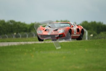 © Octane Photographic Ltd. 2012. Donington Park - General Test Day. Tuesday 12th June 2012. Ford GT40. Digital Ref : 0365lw1d2308