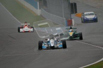 © Octane Photographic Ltd. Donington Park - General Test - 19th April 2012. Gino Ussi, F3 Cup. Digital ref : 0297lw1d8515