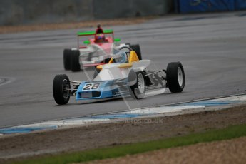 © Octane Photographic Ltd. Donington Park - General Test - 19th April 2012. Alan Fincham, Van Dieman RF80 HSCC Historic Formula Ford 1600. Digital ref : 0297lw1d9373