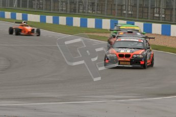 © Octane Photographic Ltd. Donington Park - General Test - 19th April 2012. Dan Malone, BMW330, BARC Dunlop Production Touring Car Trophy. Digital ref : 0297lw7d5504