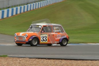 © Octane Photographic Ltd. Donington Park - General Test - 19th April 2012. Peter Baldwin, Baldwin Motorsport, Mini Miglia Championship. Digital ref : 0297lw7d5735