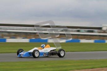 © Octane Photographic Ltd. Donington Park - General Test - 19th April 2012. Alan Fincham, Van Dieman RF80 HSCC Historic Formula Ford 1600. Digital ref : 0297lw7d5925