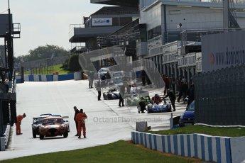 © Octane Photographic Ltd. Donington Park un-silenced general test day, 26th April 2012. Digital Ref : 0301lw7d7811